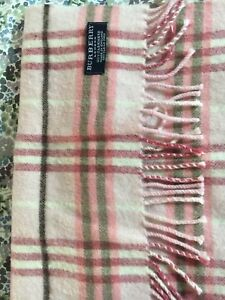 burberry scarf made in england