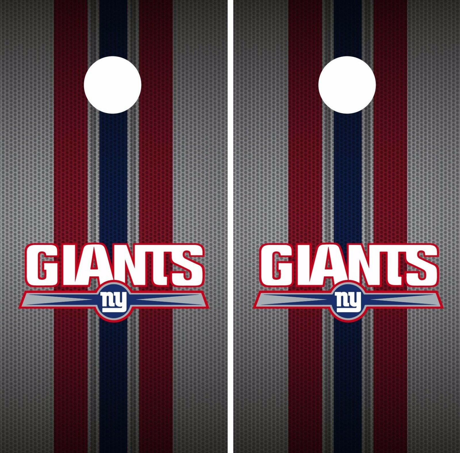 New York Giants Cornhole Skin Wrap NFL Football  Flag Vintage Vinyl Decal DR61  incredible discounts