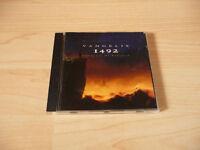 CD Soundtrack 1492 - Conquest of Paradise - Vangelis - 1992