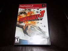 Burnout 3 Takedown for PlayStation 2