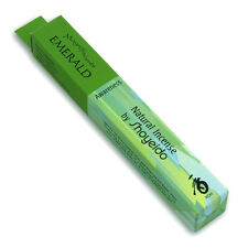 Shoyeido | Japanese Incense Sticks | Magnifiscents Jewel | EMERALD (Awareness)