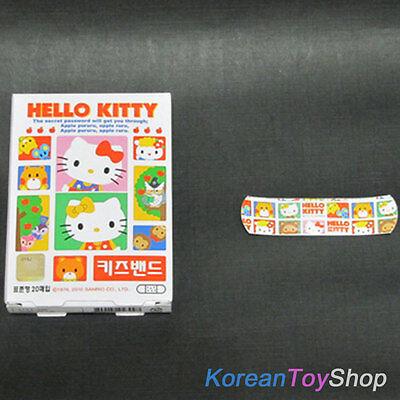 Hello Kitty Kids' Cute Band Aid Bandages Standard 1 Box - 16 Pads
