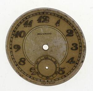 MOVADO-WRISTWATCH-DIAL-ORIGINAL-FINISH-SWISS-MADE-SPARES-REPAIRS-23-5MM-W191