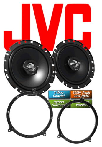 8l JVC coaxial altavoces para audi a3 /> 06//2003 páginas atrás 06//1996