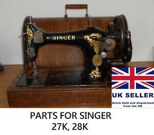 Original Singer 27K / 28K Sewing Machine Replacement Repair Parts