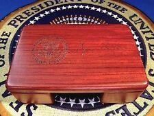 President George W. Bush White House Presidential Seal Card Holder - Card Case