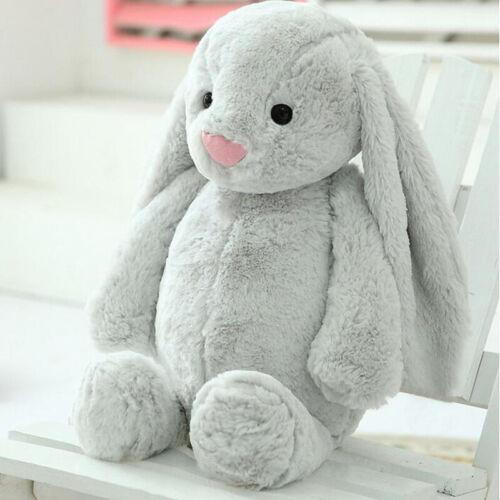 Easter Bunny Plush Toys Lovely Rabbit Soft Stuffed Animal Dolls Kids Gifts 30cm