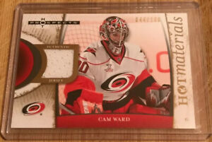 2007-08-Fleer-Prospects-Hot-Prospects-Hot-Materials-Red-Hot-Cam-Ward-HM-CW