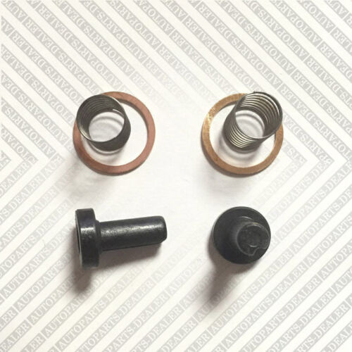 Replacement valves springs and washers to fit Supply feed Pumps