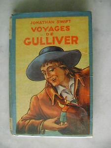 Jonathan-SWIFT-Voyages-de-Gulliver-Vedette-Collection-Bleuet