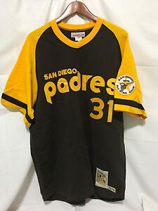 9c888b5d Image is loading Mitchell-amp-Ness-San-Diego-Padres-Dave-Winfield-