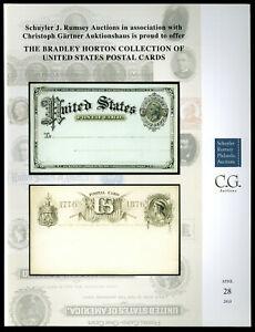 Schuyler-Rumsey-Auction-Catalog-Bradley-Horton-Coll-of-U-S-Postal-Cards-2018