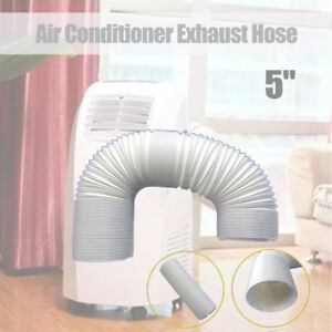 Universal-Portable-Air-Conditioner-Exhaust-Hose-5-inch-Width-Extra-79-034-Long