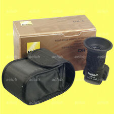 Genuine Nikon DR-6 Right Angle Viewing Attachment Viewfinder Angle Finder