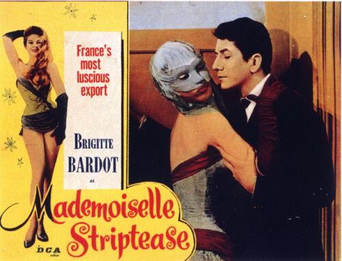 En effeuillant la margueurite Brigitte Bardot poster print 2