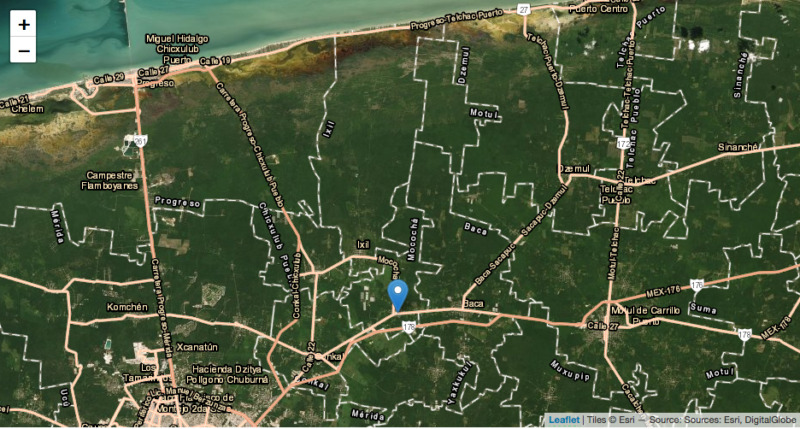 Terreno en Mocochá a 30 Min. de la PLaya