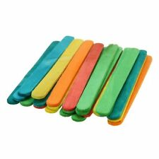 Creation Station lollipop 150 Children's Craft Colored Lollypop Sticks CT3766