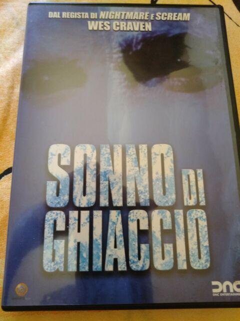 SONNO DI GHIACCIO (Dvd) 1985