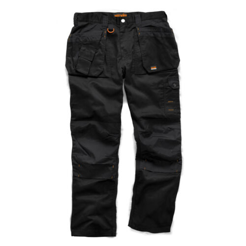 SCRUFFS WORKER PLUS TROUSERS COMBAT CARGO WORK PANTS *FAST /& FREE DELIVERY*