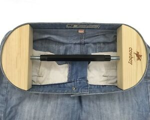 "Pant Stretcher for Jeans with Aerial Aluminium Alloy Buckle Stretch 30"" to 59"" 709046898373"