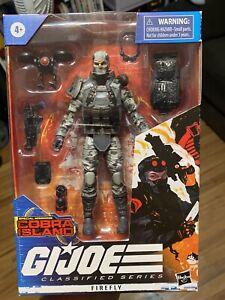 gi joe classified cobra island firefly Target exclusive