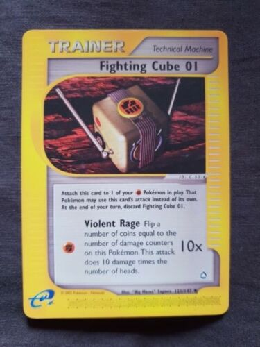 Pokemon Cards Aquapolis make your selection