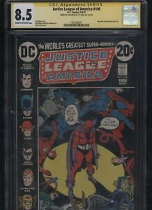 Justice-League-of-America-106-CGC-8-5-SS-Len-Wein-1973