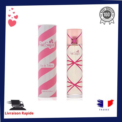 Pink Sugar Pour femme Aquolina Eau De Toilette Vaporisateur 100 ml St Valentin