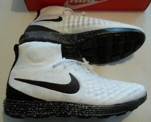 sports shoes aa031 68fe8 Image is loading NIB-Nike-Lunar-Magista-II-FK-FC-Men-