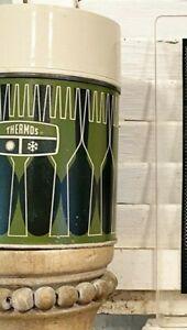 vintage-green-thermos