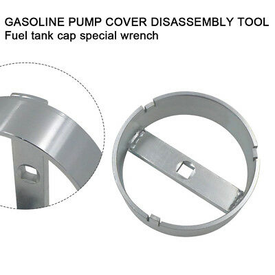 Fuel Pump Lid Wrench Tank Cover Cap Removal Metal Tool Spanner For Subaru Fine
