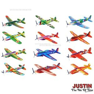 Details about FLYING GLIDERS Birthday Party Loot Bag Fillers Boys Girls  Childrens Toys Kids