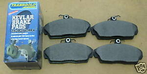 Land-Rover-Freelander-Front-Brake-Pad-Set-to-2000-FREE-Workshop-Manual-on-CD