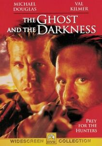The Ghost and the Darkness [Edizione: Germania] - DVD DL000247