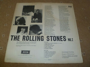 NMint-PASTE-OVER-Cover-The-Rolling-Stones-No-2-UK-1965-LK-4661-1st-Press-LP