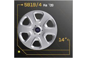 Ford Enjoliveur dorigine pour Ford Ka /à partir de 2008 14 1 pi/èce