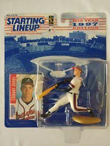 Starting Lineup 1997 Chipper Jones MLB Atlanta Braves