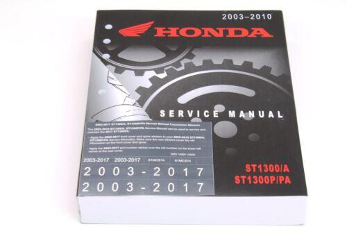 ispacegoa.com New Service Shop Repair Manual ST1300 ST 1300 A P ...