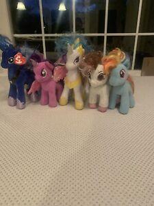 Ty My Little Pony Lot 5 Ebay