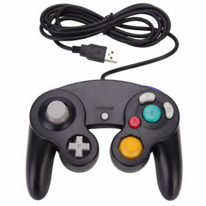 For-Nintendo-GameCube-USB-Classic-Wired-Controller-Pad-toPC-MAC-Game-AccessoryKK
