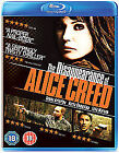 Disappearance Of Alice Creed (Blu-ray, 2010)