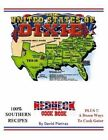 The United States of Dixie Redneck Cookbook by David Pietras 9781494937942
