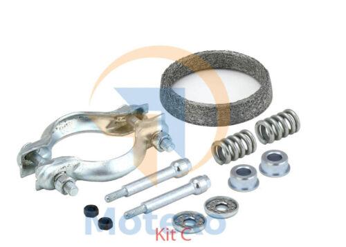 FK90598C Exhaust Fitting Kit for Petrol Catalytic Converter BM90598 BM90598H