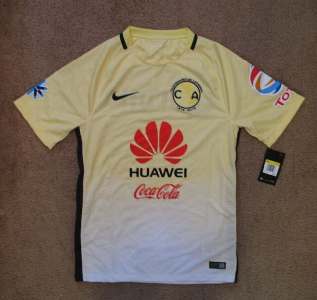 c4996648180 Nike Club America 100th Anniversary Soccer Jersey Nes Small for sale ...