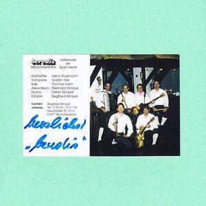 Autogramm Beredis signiert Bischofswerda Volksmusik