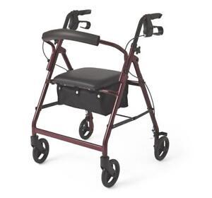Medline-Basic-Aluminum-Rollator-with-6-034-Wheels-Burgundy