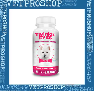 TWINKLE EYES Tear Stain Remover For Dogs - SWEET POTATO FLAVOUR -  40g