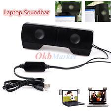 Portable USB Multimedia Mini Music Speaker for iPod Laptop Computer PC Notebook