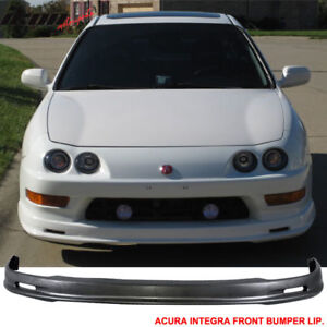 Fits Acura Integra Mugen Style Front Bumper Lip Urethane - 1997 acura integra front bumper