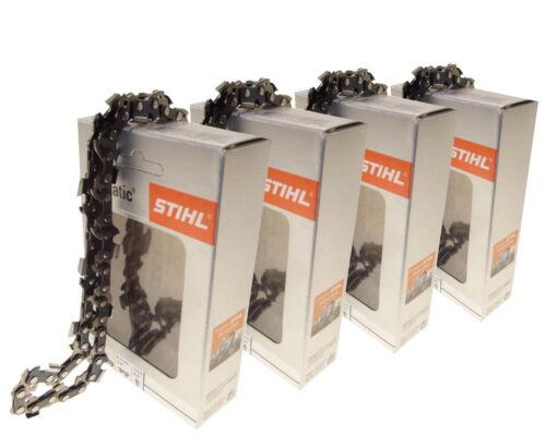 4x35cm Stihl Rapid micro cadena para Mafell zs330 motosierra sierra cadena 3//8 1,3